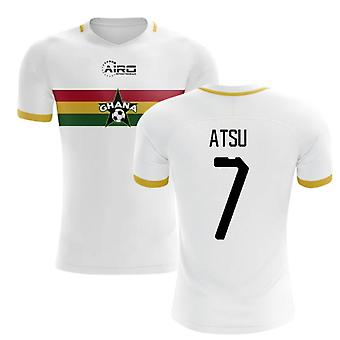 2020-2021 Ghana Away Concept Football Shirt (Atsu 7)