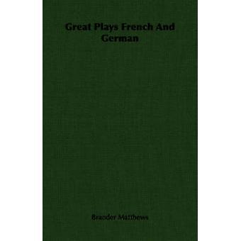 Grote speelt Frans en Duits door Matthews & Brander