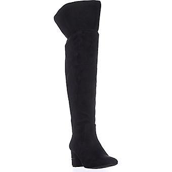 ビアデリアルファニ レディース Novaa クローズトゥ ファッションの膝のブーツ以上