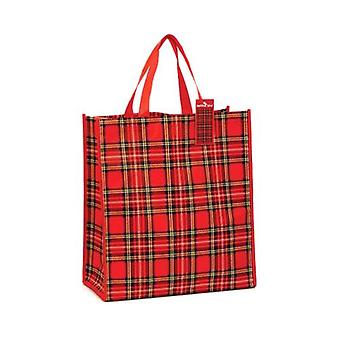 Royal Stewart tartan shopper tas