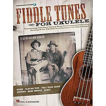 Fiddle Tunes for Ukulele by John Nicholson - Lil' Rev - Lil' - 978145