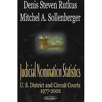 Judicial Nomination Statistics - US District and Circuit Courts 1977-2