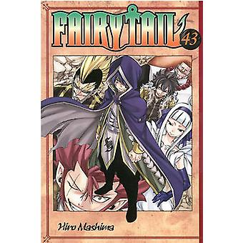 Fairy Tail 43 by Hiro Mashima - 9781612625621 Book