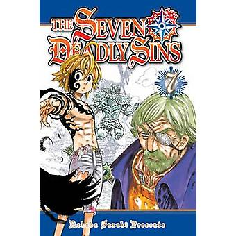 The Seven Deadly Sins 7 by Nakaba Suzuki - 9781612625836 Book