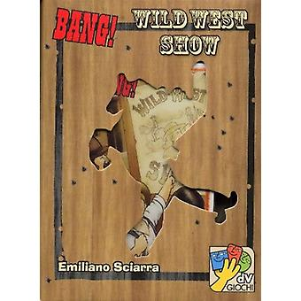 DaVinci Editrice S r ' l Bang! Wild West Show Card Game