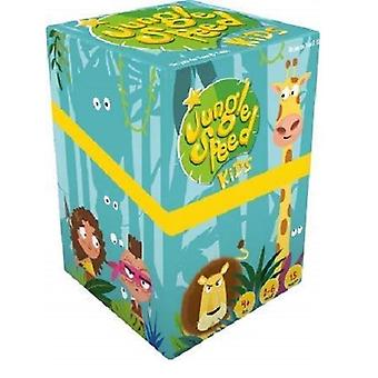 Asmodee Jungle Speed Kids miniatyyrejä peli