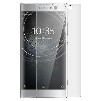 Muvit Curved Tempered Glass Film Made for Sony Xperia XA2 -