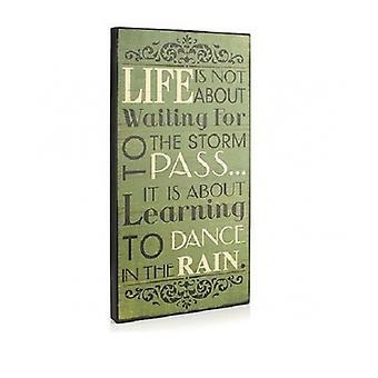 الحياة يرسل السماء دلالة لا عن الانتظار للعاصفة