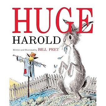 Huge Harold by Peet - Bill - 9780808530794 Book