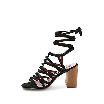 kensie Womens Sadira Suede Open Toe Casual Strappy Sandals