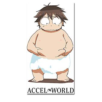 Towel - Accel World - New Haruyuki in Beach/Bath Anime Licensed ge58016