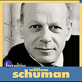 W. Schuman - William Schuman [CD] USA import