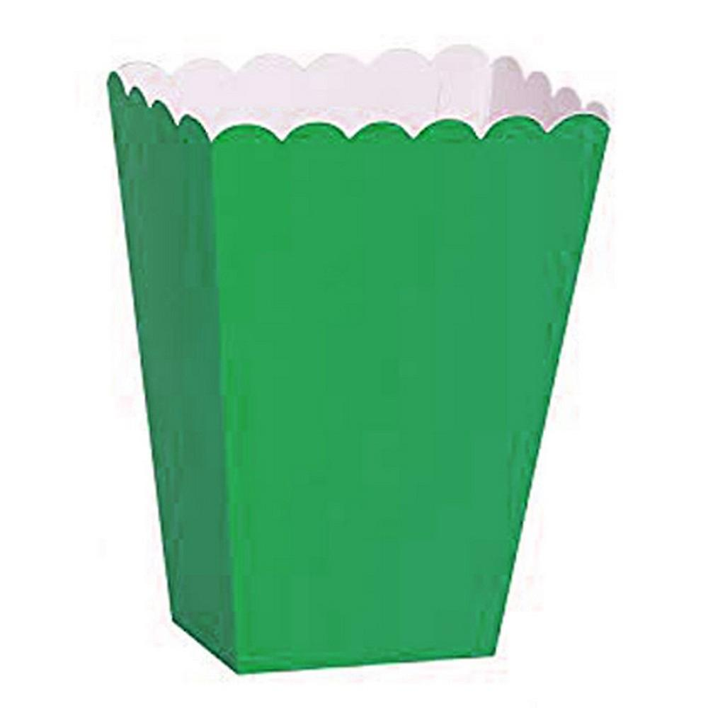 Unique Party Scalloped Treat Boxes (Pack of 8)