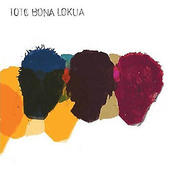 Bona/Kanza/Toto - Toto Bona Lokua [CD] USA import