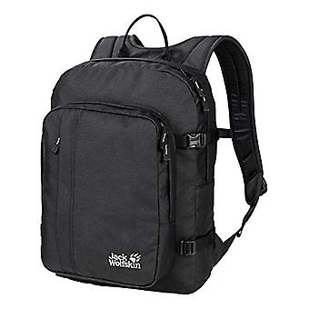 Jack Wolfskin Campus Bookpack Rucksack - Unisex Backpack - Black - One Size