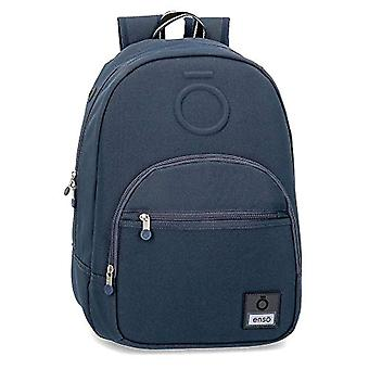 Enso Basic Backpack 46 centimeters 22.1 Blue (Azul)