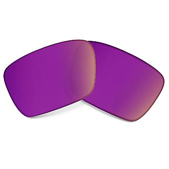 Polarized Replacement Lenses for Oakley Fuel Cell Sunglasses Purple Anti-Scratch Anti-Glare UV400 by SeekOptics