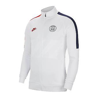 2019-2020 PSG Nike I96 takki (valkoinen)