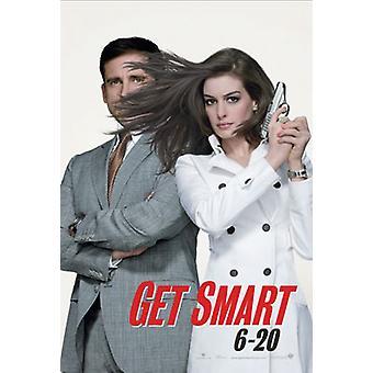 Få smart (dubbelsidig Advance) original Cinema affisch